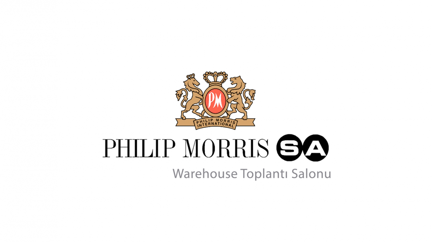 PHILIP MORRIS - WAREHOUSE TOPLANTI ODASI